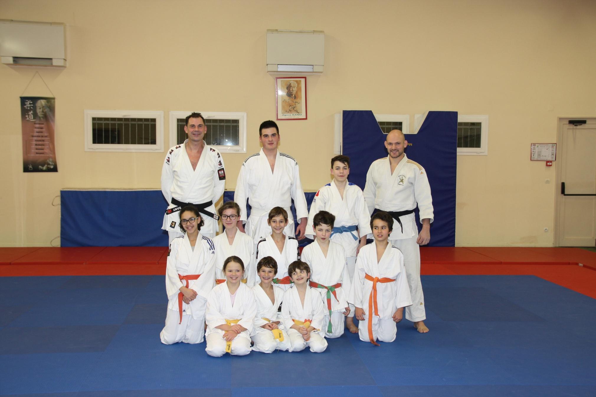 Judokas Quentin